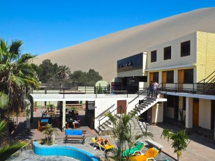 Image result for casa de arena huacachina