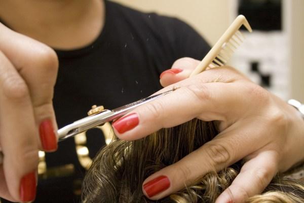 Hairdresser photo
