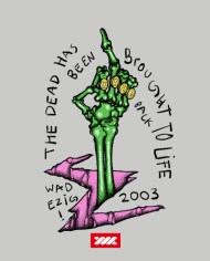 REACH TEE FRONT
