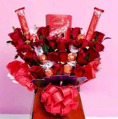 Valentine's day flower delivery