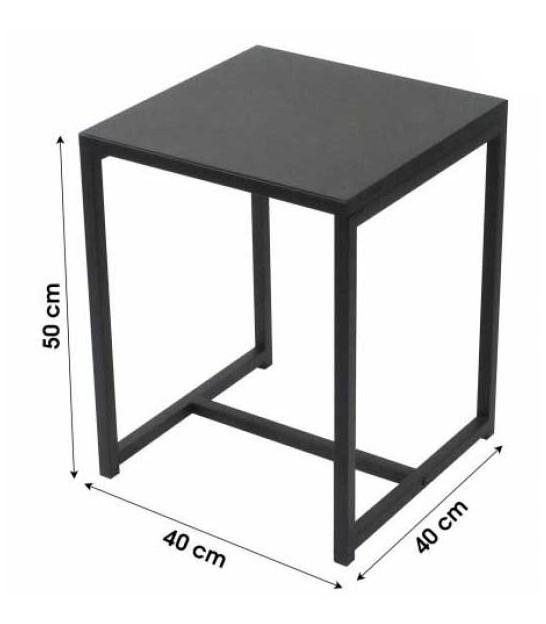 tables de chevet wadiga com
