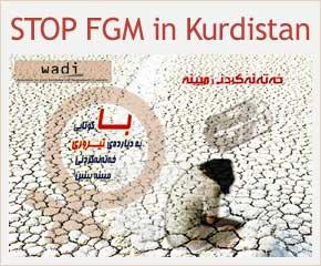 Stop FGM in Kurdistan