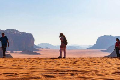 Wadi Rum Experience, Desert Tours and Hiking Excursions in Wadi Rum