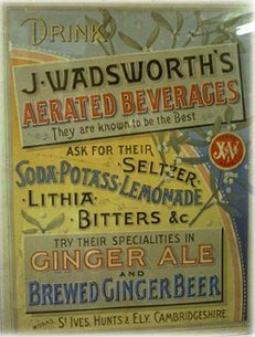 J Wadsworth's Aerated Beverages