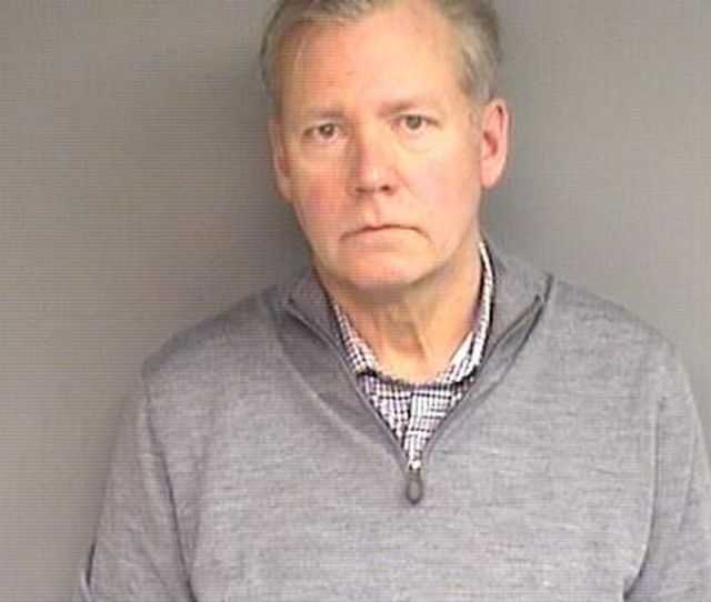 To Catch A Predator Host Chris Hansen Arrested Charged With Bouncing Checks  C B