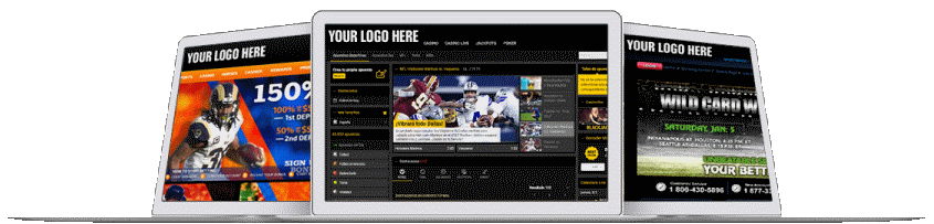 Your own sportsbook template