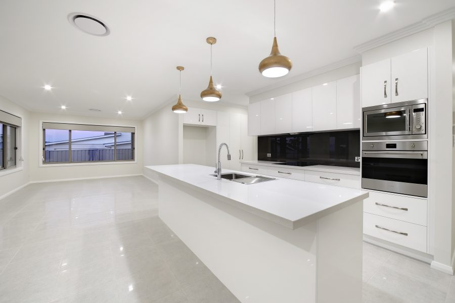 Hollows House Kitchen