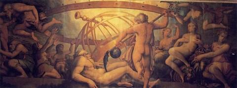 """Classic"" Kronos: The Mutilation of Uranus by Saturn"