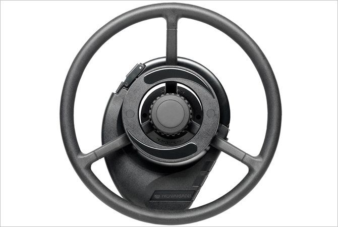 Novariant<sup>&reg;</sup> Autosteering