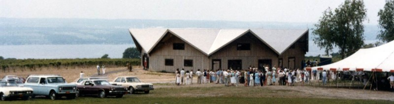 Winery Grand Opening 1979