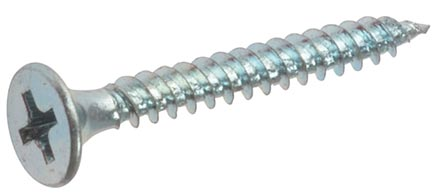"1 ?"" Self-tapping deck screws"