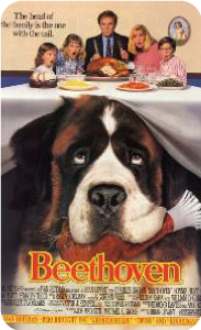 Movies about dogs - Beethoven