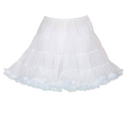 1810 Petticoat in White or Black