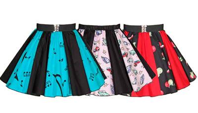 Childs Panel Skirts