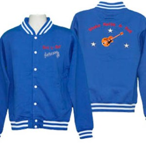 Ladies & Gent's College Embroidered Sweatshirt Jackets