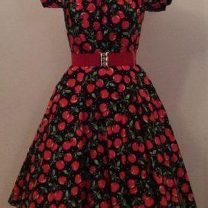 Red Cherries Dreamline Dress