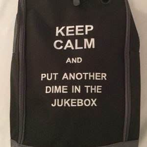 Shoe Bag - Keep Calm