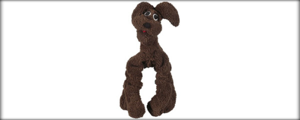 dudley dog toy