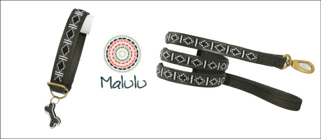 malulu dog collars & Leads