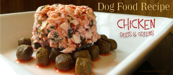 Beets For Dogs- A Healthy & Tasty Dog Food Recipe