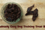 dog training treats recipe