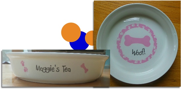 personalised gift idea bowl view