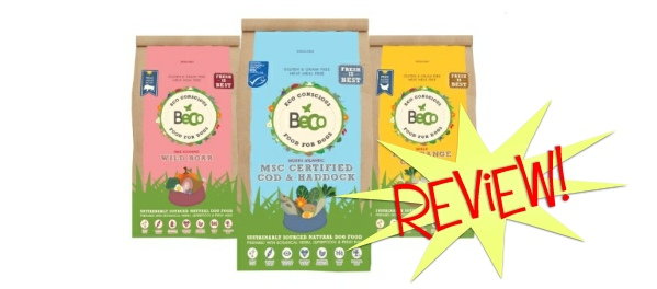 beco dog food review