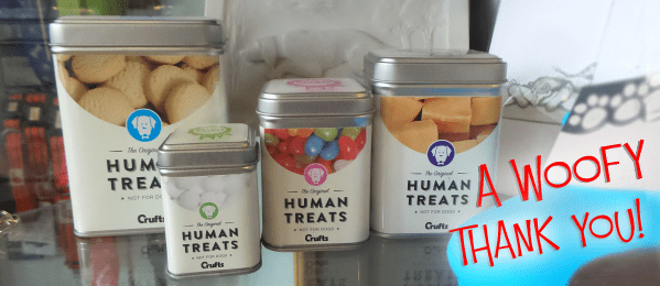 crufts human treats