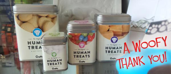 crufts human treats