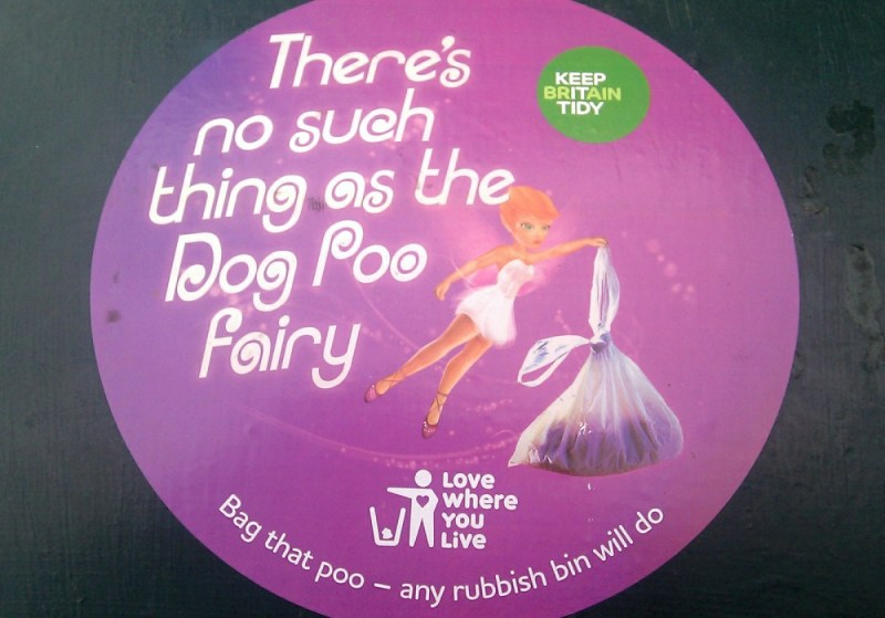 dog poo pick up