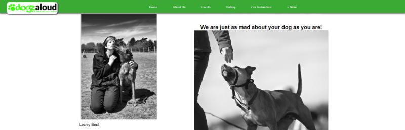 dogzaloud dog lovers