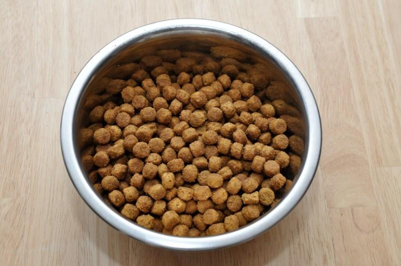 Expensive Dog Food kibble