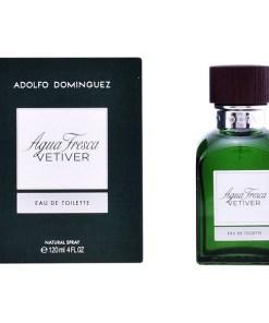 Men's Perfume Agua Fresca Vetiver Adolfo Dominguez EDT