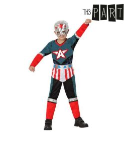 Fantasia para Crianças Super-herói