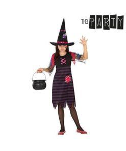 Fantasia para Crianças Bruxa