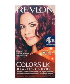 Tinta Sem Amoníaco Colorsilk Revlon Burgund