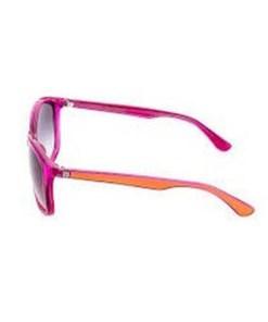 Óculos escuros femininos Converse CV PEDAL NEON PINK 60