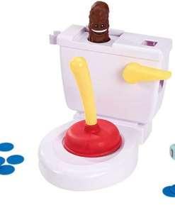 Jogo de Mesa Flushin Frenzy Mattel