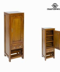 Sapateira Madeira de cedro (110 x 36 x 34 cm) - Serious Line Coleção by Craftenwood
