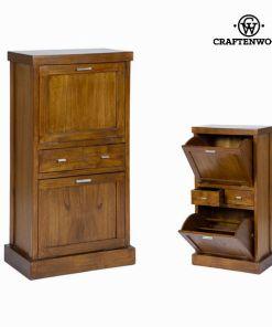 Sapateira Madeira de cedro (112 x 59 x 33 cm) - Serious Line Coleção by Craftenwood