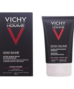 Bálsamo Aftershave Homme Sensi Baume Vichy (75 ml)