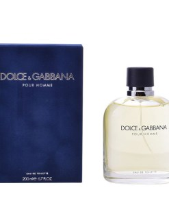 Perfume Homem Pour Homme Dolce & Gabbana EDT (200 ml)