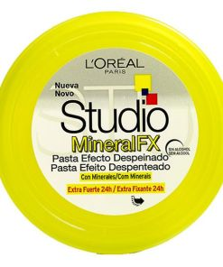 Creme de Fixação Ultraforte Mineral Fx L'Oreal Expert Professionnel (75 ml)