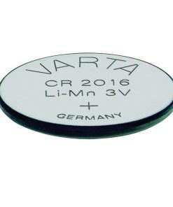 Pilha de Botão de Lítio Varta CR-2016 3 V Prata