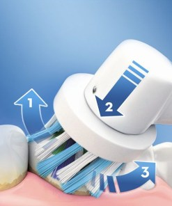 Escova de Dentes Elétrica Oral-B 600 Pro Violeta