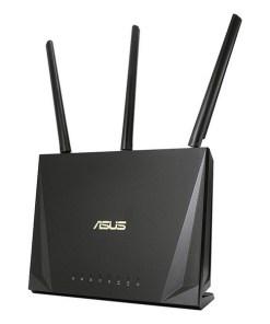 Router sem Fios Asus RT-AC65P LAN WiFi 5 GHz 1750 Mbps Preto