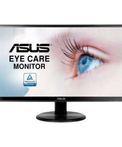 "Monitor Asus VA229HR 21,5"" Full HD IPS 75 Hz Preto"