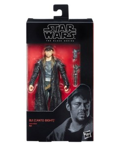 Star Wars E8 - Dj Canto Bright 15 cm Hasbro