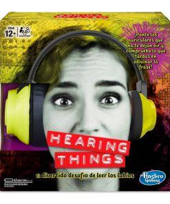 Hearing Things Hasbro
