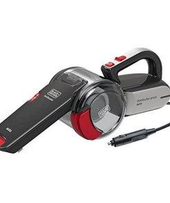 Aspirador de mão ciclónico Black & Decker PV1200AV 12,5 W 0,44 L Preto Vermelho